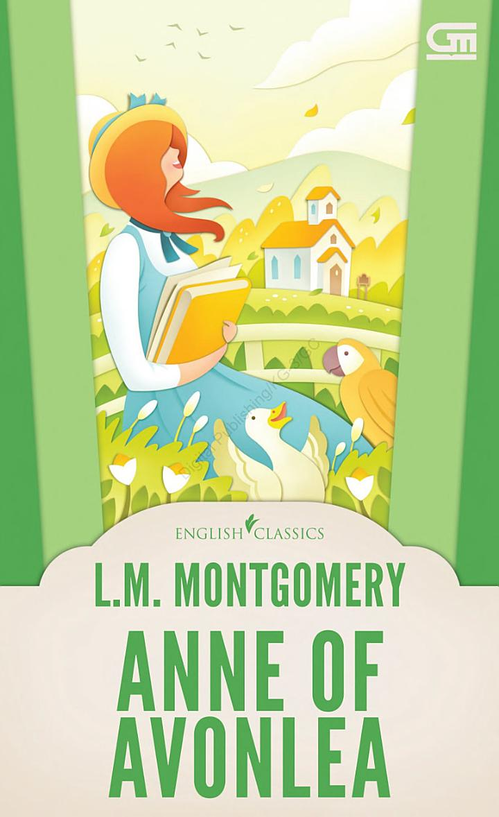 English Classics: Anne of Avonlea