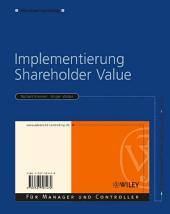 Implementierung Shareholder Value