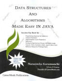 Data Structures and Algorithms Made Easy in Java Book