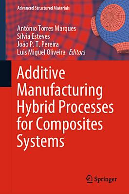 Additive Manufacturing Hybrid Processes for Composites Systems