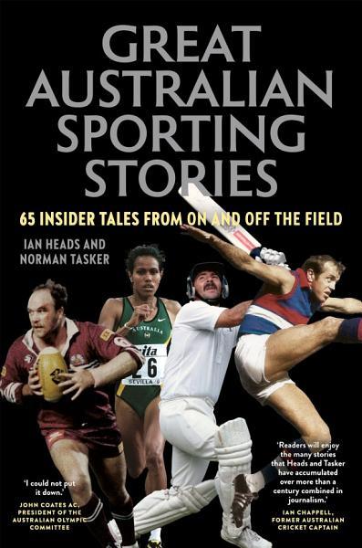 Download Great Australian Sporting Stories Book