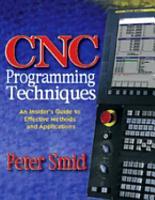 CNC Programming Techniques PDF