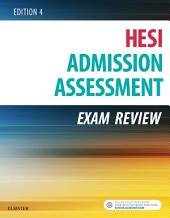 Admission Assessment Exam Review E-Book: Edition 4