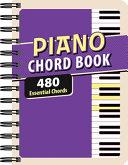 Piano Chord Book Book