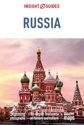 Insight Guides Russia: Edition 4
