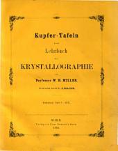 Lehrbuch der Krystallographie: Tafelbd