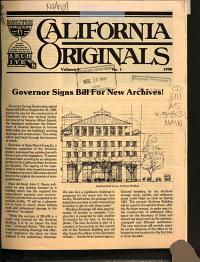 California Originals