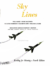 Reading for Meaning  Sky lines PDF