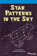 Star Patterns in the Sky on Level Reader Grade 3