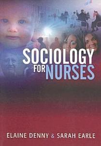 Sociology for Nurses Book