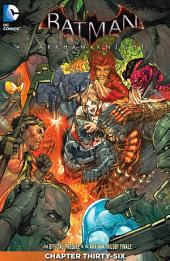 Batman: Arkham Knight (2015-) #36