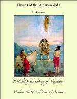 Hymns of the Atharva-Veda