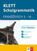 Klett Schulgrammatik Franz  sisch 5  10  Klasse PDF