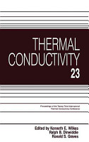 Thermal Conductivity 23 PDF