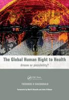 The Global Human Right to Health PDF