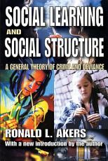Social Learning and Social Structure PDF
