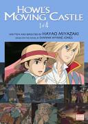 Howl's Moving Castle Film Comic
