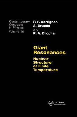 Giant Resonances PDF