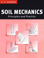 Soil Mechanics PDF
