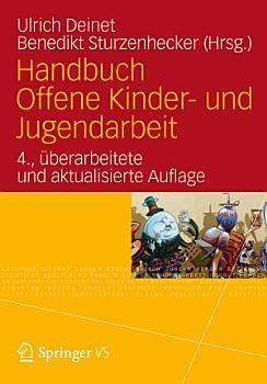 Handbuch Offene Kinder  und Jugendarbeit PDF