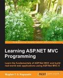 Learning Asp net Mvc Programming PDF
