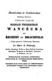 Conspectus partuum in Lechodochio Pragensi (1829-31) celebratorum