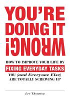 You re Doing It Wrong  PDF
