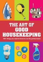 The Art of Good Housekeeping PDF
