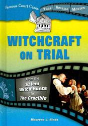 Witchcraft On Trial Book PDF