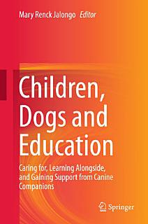 Children  Dogs and Education Book