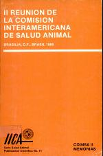 II Meeting of the Interamerican Commission on Animal Health, Brasilia, D.F., Brazil 1985, April 29-May 1st., 1985