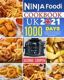 Ninja Foodi Cookbook UK 2021
