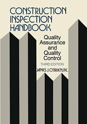 Construction Inspection Handbook PDF