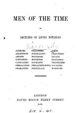 Men of the time ... or Sketches of living notables