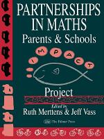 Partnership In Maths  Parents And Schools PDF