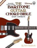 The Baritone Guitar Chord Bible PDF