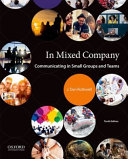 In Mixed Company Book