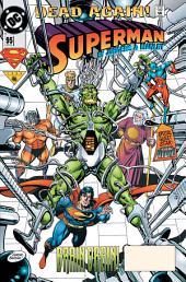 Superman (1986-) #95