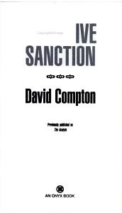 Executive Sanction PDF
