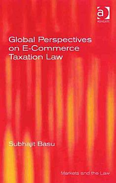 Global Perspectives on E commerce Taxation Law PDF