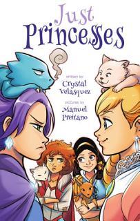Just Princesses Book