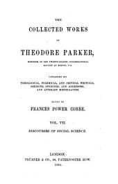 Discourses of Social Science