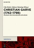 Christian Garve  1742   1798  PDF