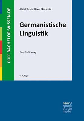 Germanistische Linguistik PDF