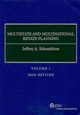 Multistate and Multinational Estate Planning PDF