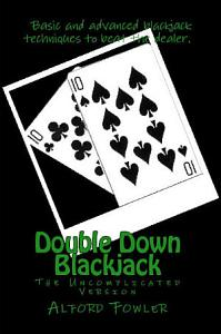 Double Down Blackjack Book