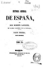 Historia general de España: Volumen 20