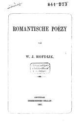 Romantische poëzy