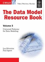 THE DATA MODEL RESOURCE BOOK  UNIVERSAL PATTERNS FOR DATA MODELING PDF