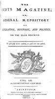 The Scots Magazine  Or  General Repository of Literature  History  and Politics PDF